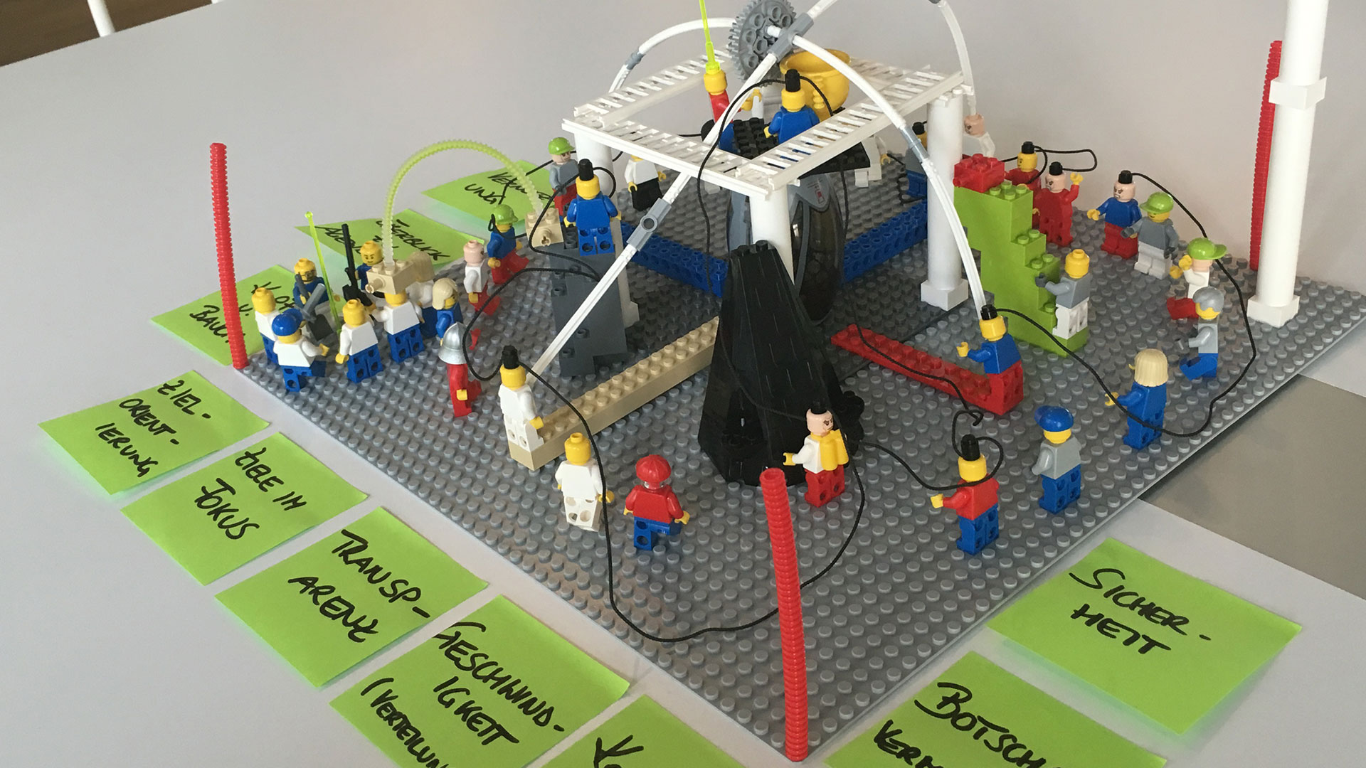 Pro Active Lego Serious Play