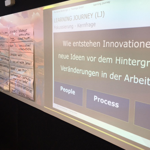 Pro Active Learning Journey